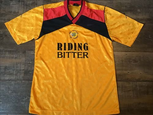 1988 1989 Hull City Home Football Shirt Medium 38/40""